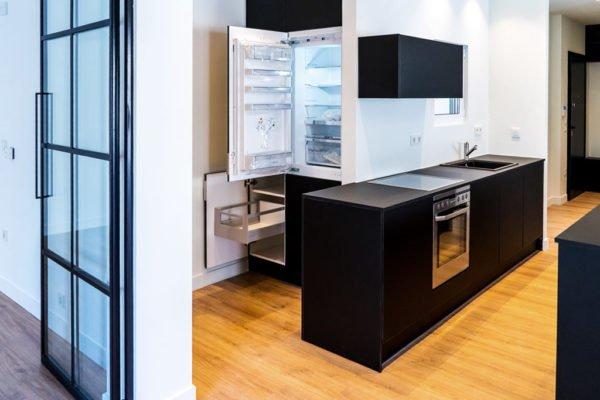 Ανακαίνιση σπιτιού στην Κυψέλη - Κουζίνα 4
