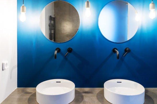 Ανακαίνιση σπιτιού στην Κυψέλη - Μπάνιο 1
